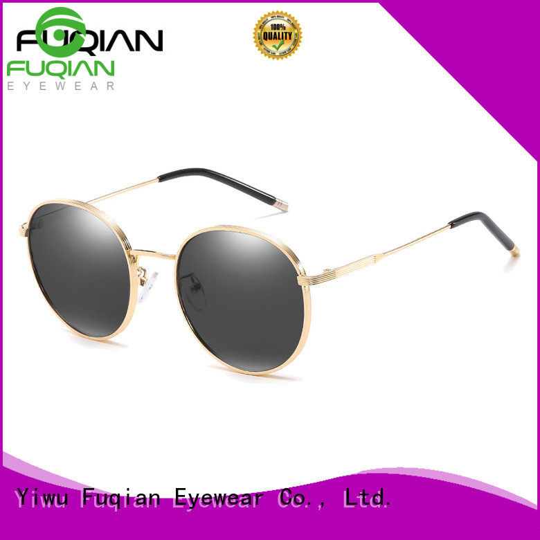 Fuqian women unique womens sunglasses customized for sport