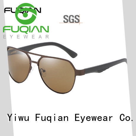 Fuqian driving sunglasses factory price for driving