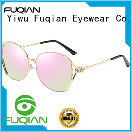Fuqian female shades sunglasses company for sport