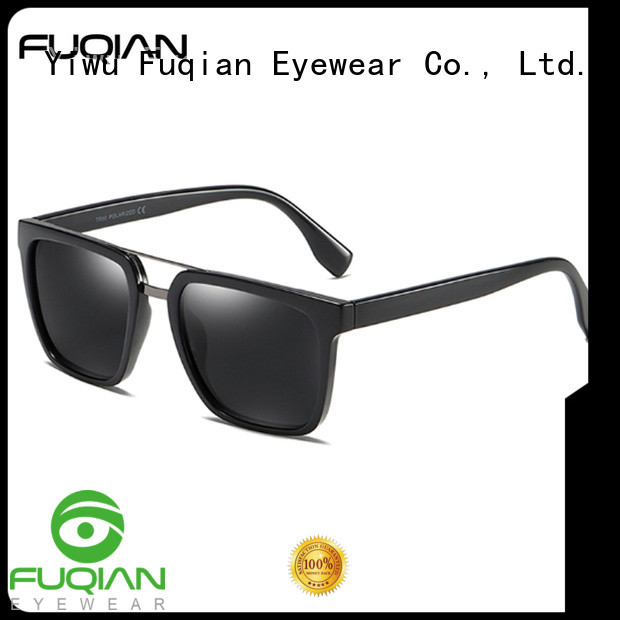 Fuqian fashion tr90 sunglasses for business for sport