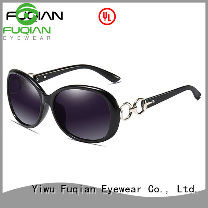 Fuqian lady polarised sunglasses price company for racing