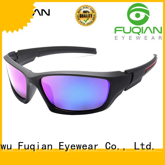 Fuqian New real polarized sunglasses luxury style for lady