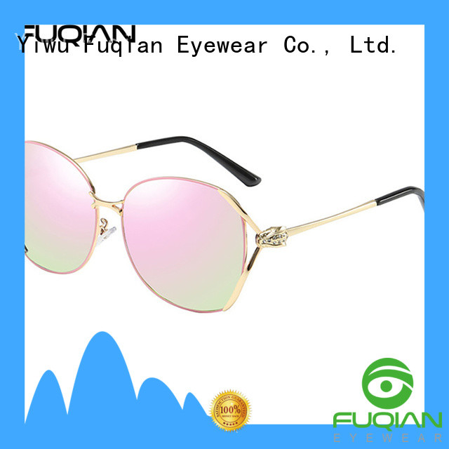 stylish female sunglasses customized