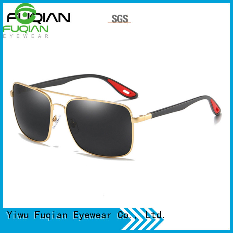 Fuqian fashion sunglasses company for running