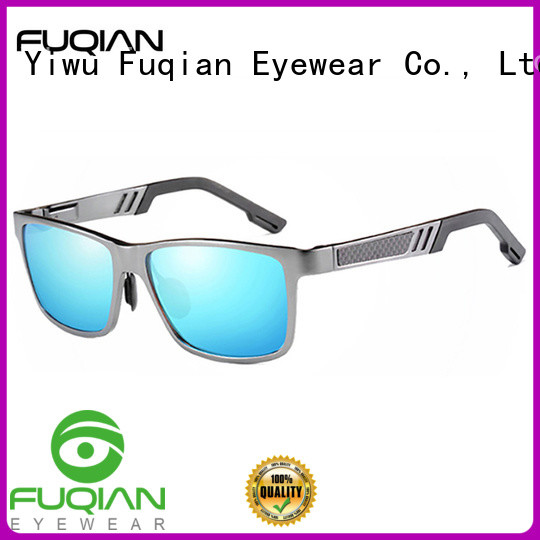 Fuqian fashion tr90 polarized sunglasses for sport