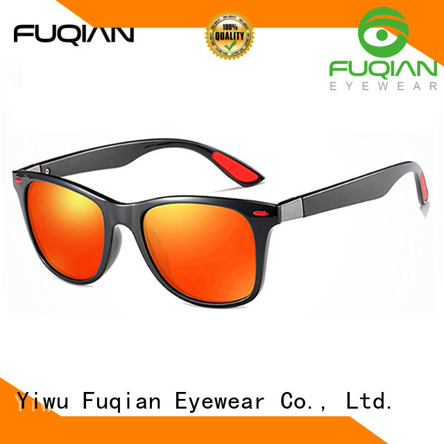 Fuqian men sunglasses factory price for driving