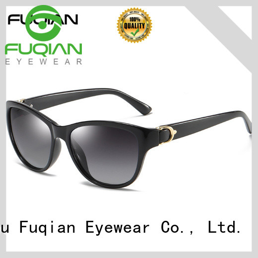 Fuqian lightweight sunglasses for girls factory for lady