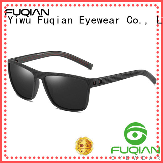 Fuqian celebrity sunglasses customized for running