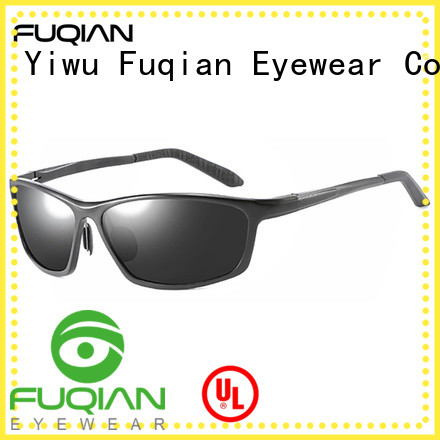 Fuqian cricket sunglasses factory for gentlemen