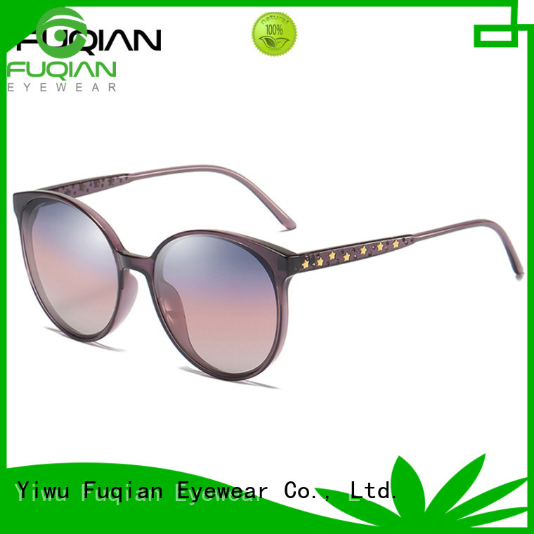 Fuqian girls women sunglasses customized for women