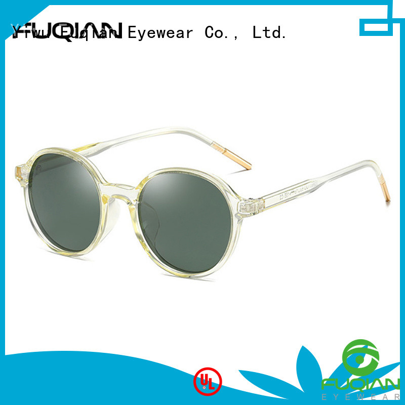Fuqian sunglasses collection factory for sport