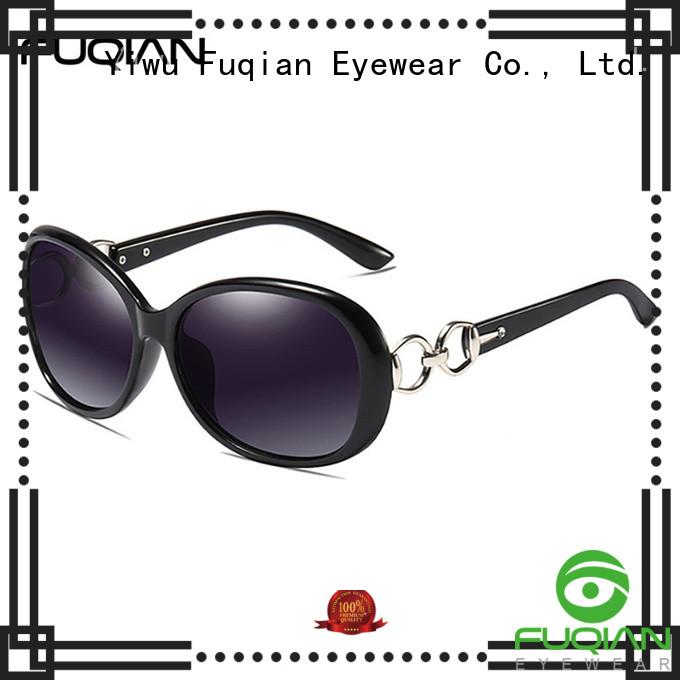 Fuqian female sunglasses buy now for sport