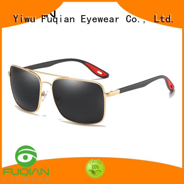 Fuqian men sunglasses fashion design for men