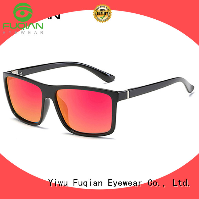 Fuqian fashion polarized sunglasses for men fashion design for running
