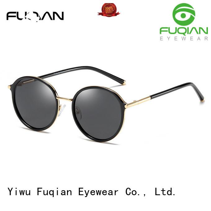 High-quality dark polarized sunglasses company for sport