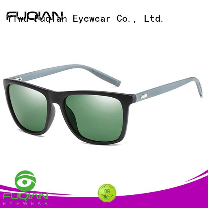 Fuqian male sunglasses fashion design for driving