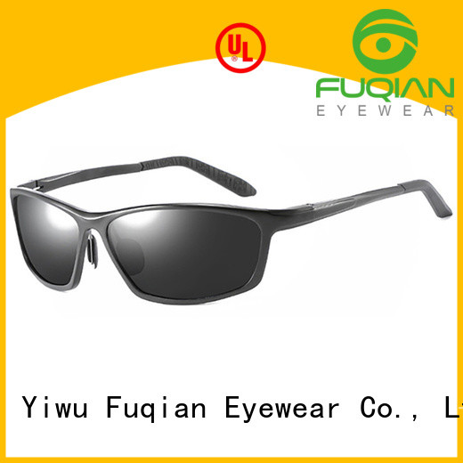 outdoor polarized sports sunglasses metal frame for outdoor activities