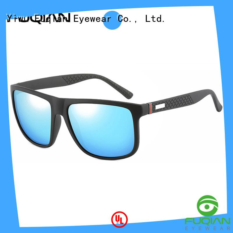 Fuqian designer sunglasses sale company for sport