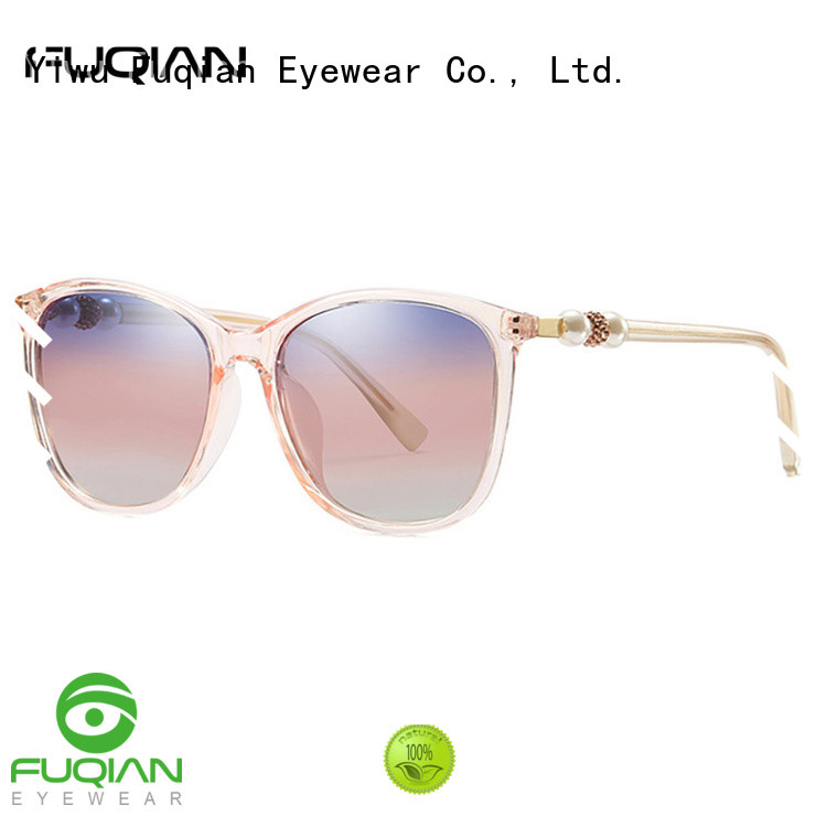 Fuqian Top what do polarized sunglasses do Suppliers for lady