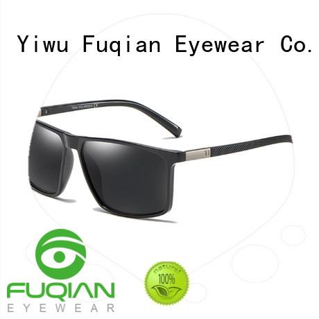 Fuqian polarized fishing sunglasses customized for sport
