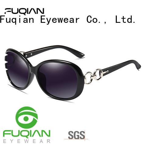 Fuqian women sunglasses customized for sport