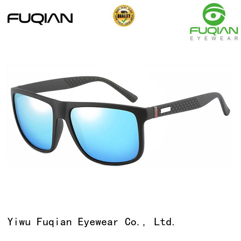 Fuqian men sunglasses factory for men