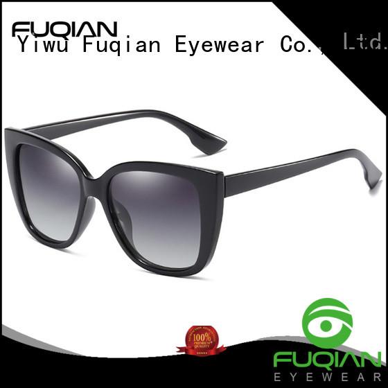 Fuqian girls female sunglasses customized for racing