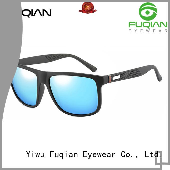 male sunglasses customized for sport Fuqian