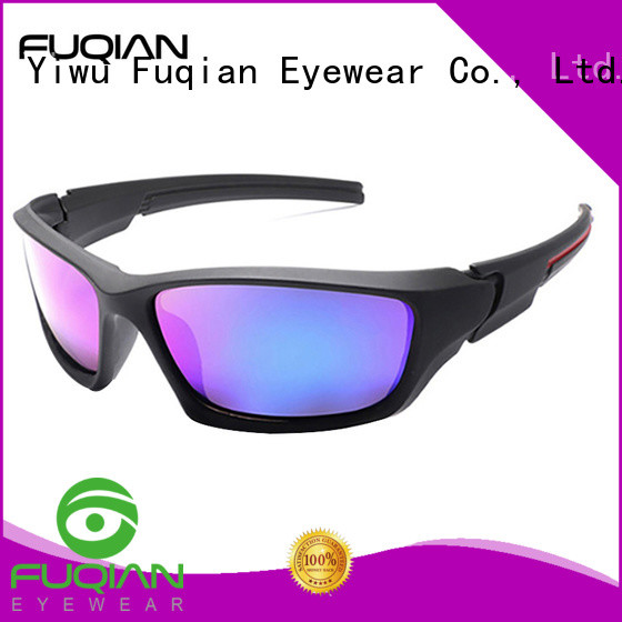 Fuqian authentic sunglasses for business for sport