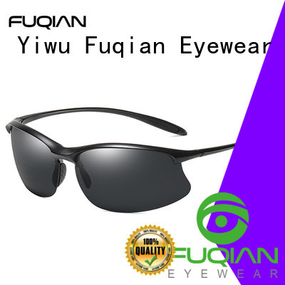 Fuqian Latest image polarized sunglasses for business for gentlemen