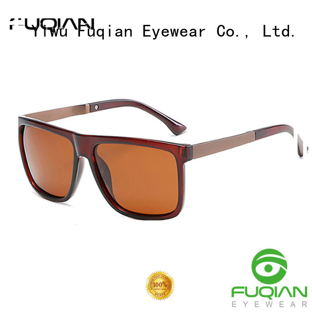 Fuqian classic sunglasses company for driving
