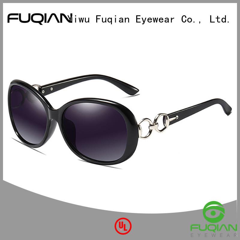 Fuqian stylish female sunglasses ask online for racing
