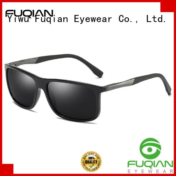 Fuqian polarized stylish sunglasses manufacturers for men