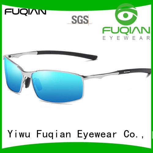 Fuqian polarized von zipper sunglasses customized for men