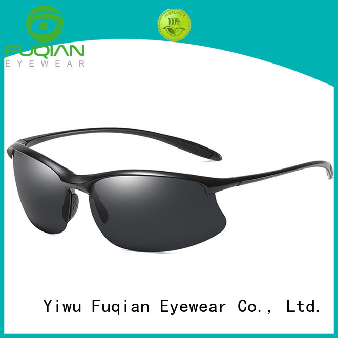 Fuqian best glare reducing sunglasses manufacturers for gentlemen