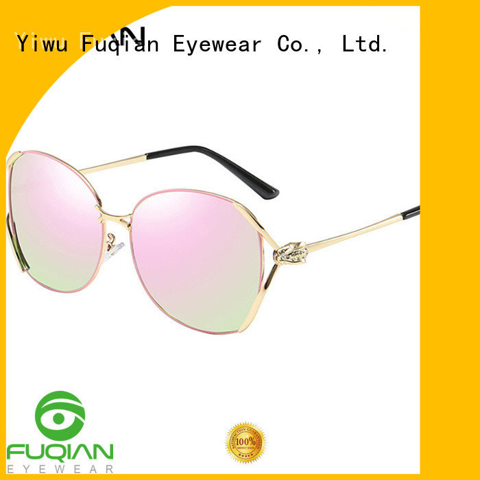 Fuqian ladies sunglasses buy now for racing