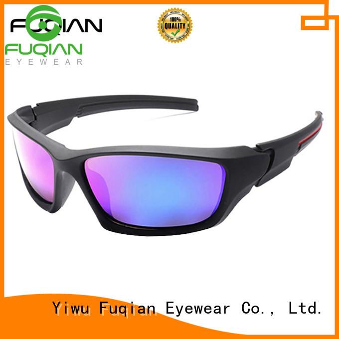 athletic sports sunglasses metal frame for gentlemen