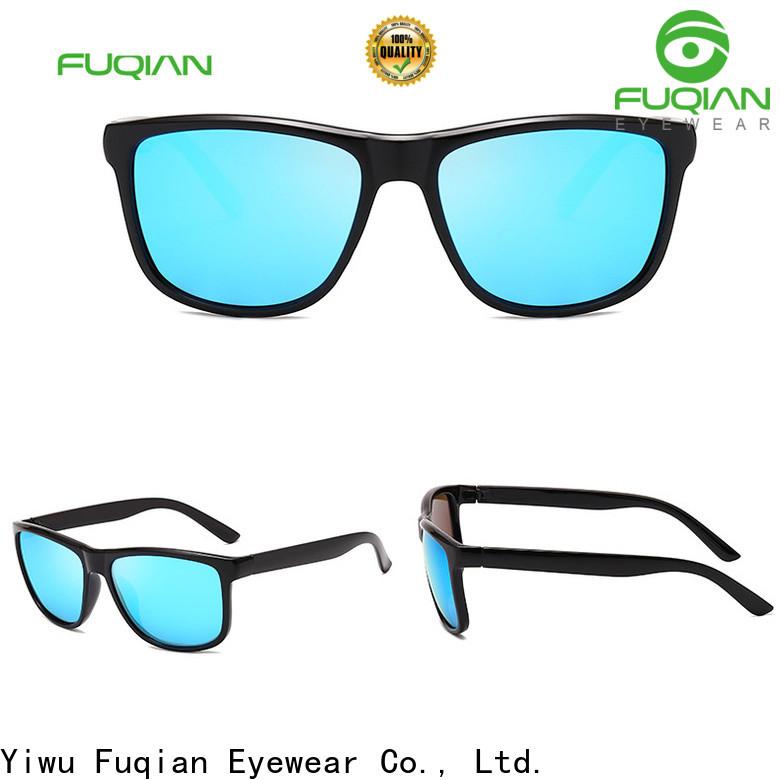 Fuqian fashion wholesale sunglasses manufacturers for running