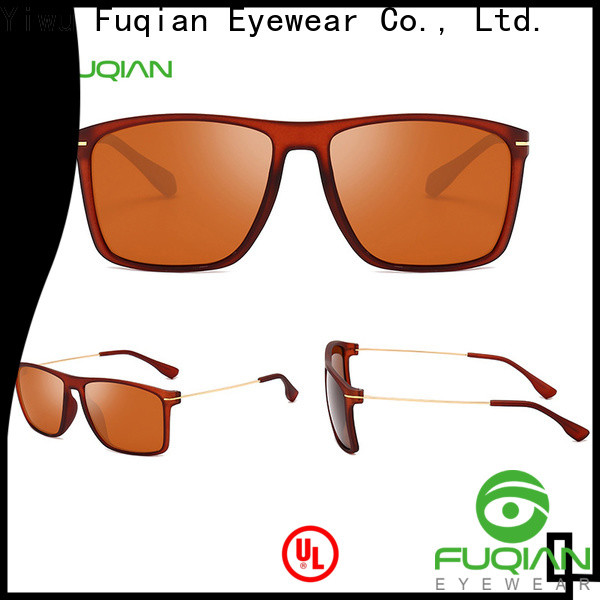 Fuqian guys sunglasses Suppliers for driving