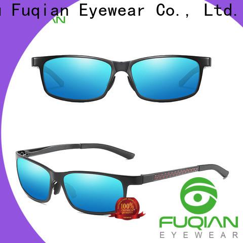 Fuqian fashion wholesale sunglasses factory for sport