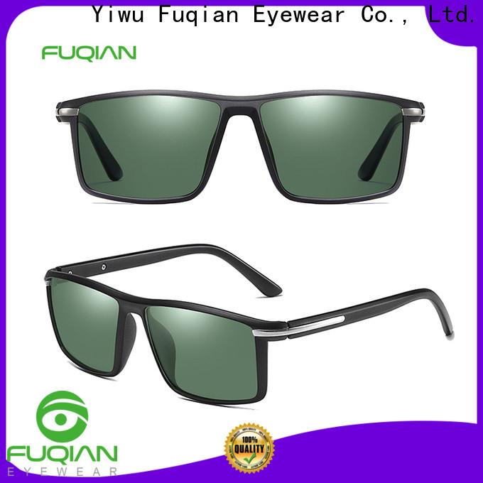 Fuqian custom bulk sunglasses Suppliers for men