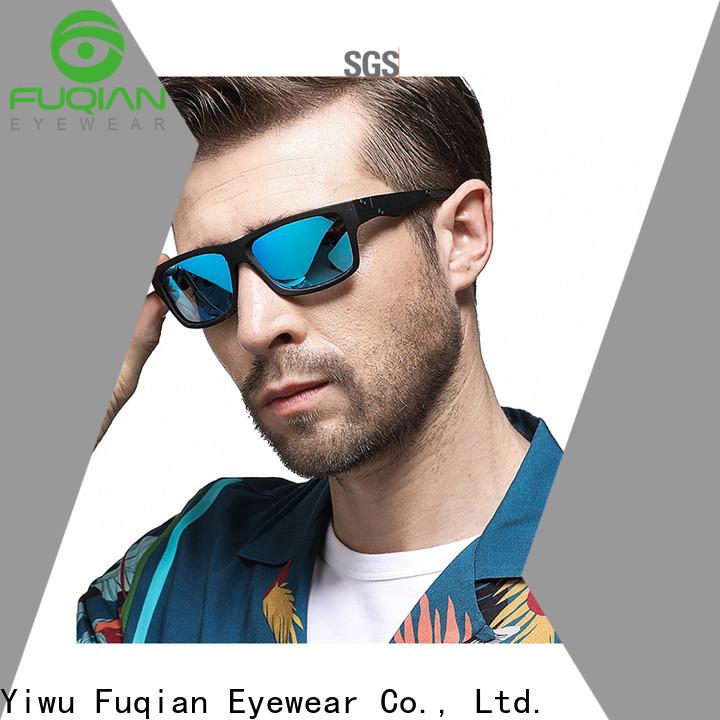custom rimless sunglasses for business for driving