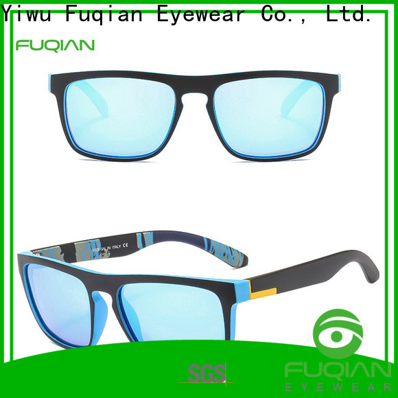 Fuqian polarized heart shaped sunglasses Supply for sport