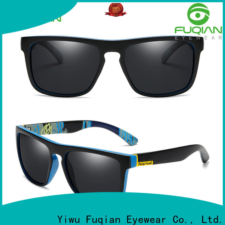 Fuqian neon sunglasses Suppliers for driving