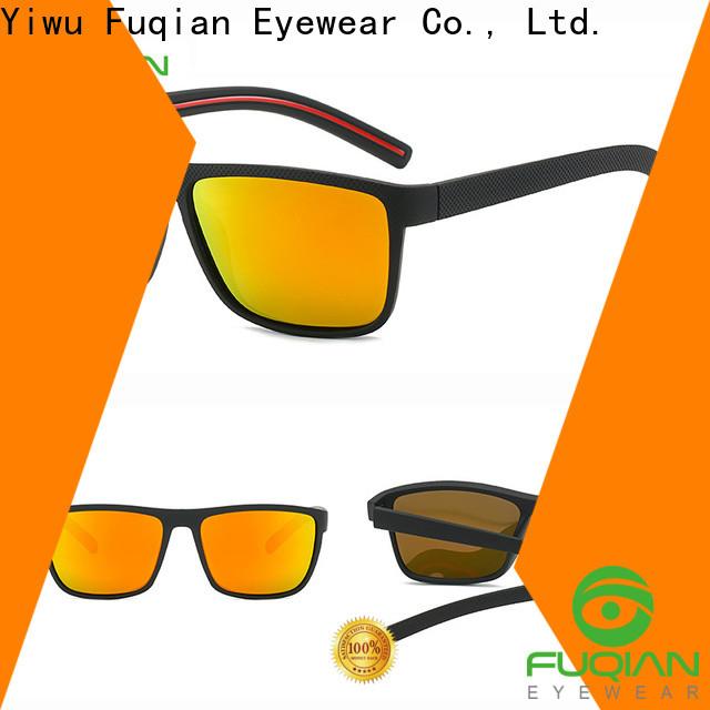 Fuqian polarized best polarized sunglasses for fishing company for men