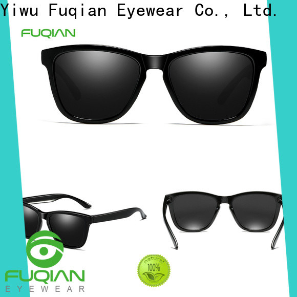 Fuqian neon sunglasses manufacturers for driving