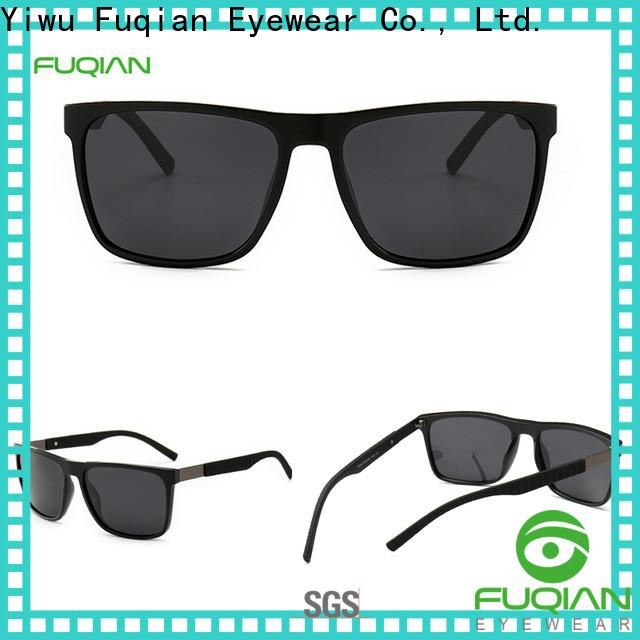 Fuqian reflective sunglasses factory for sport