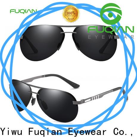 Fuqian fishing sunglasses factory for running