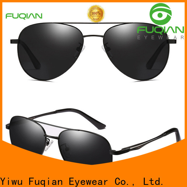 Fuqian men mens luxury sunglasses fashion design for men