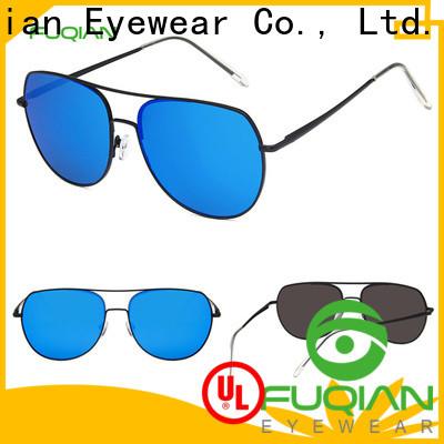 Fuqian custom folding sunglasses factory price for running